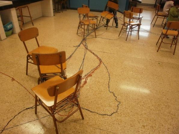 Fotografías de los talleres Creativos y de Educación Emocional de Patatito Extraescolares