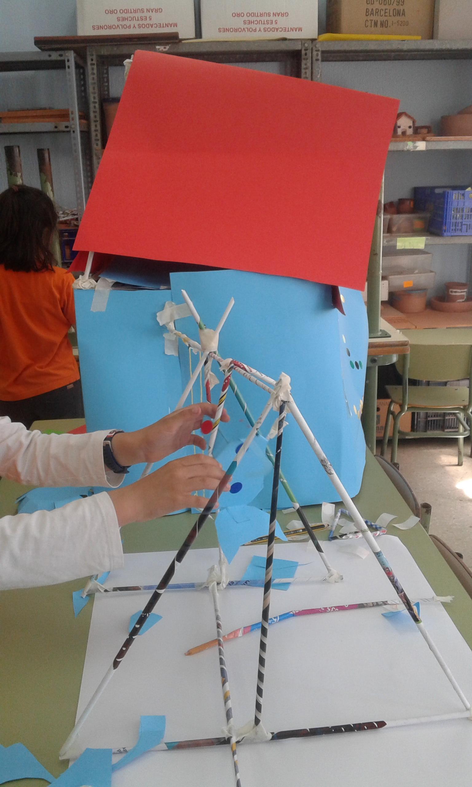 foto arteterapia casa palitroque